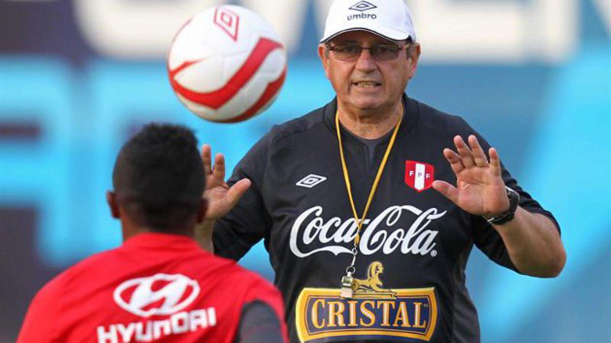Markarián pidió respeto para Chile ante campaña El rival no duerme