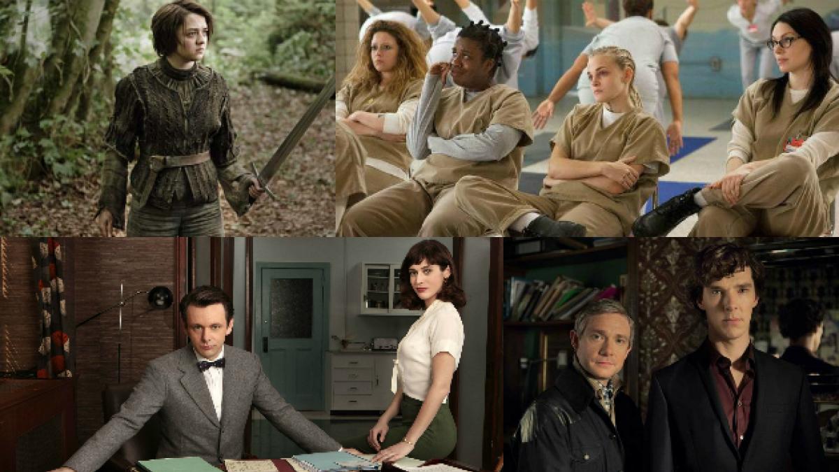 Estas son las 10 series mejor criticadas del año