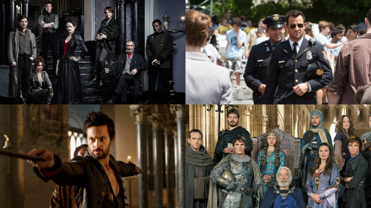 "Las 10 series que debes ver si eres viudo de ""Game of Thrones"" y ""House of Cards"""