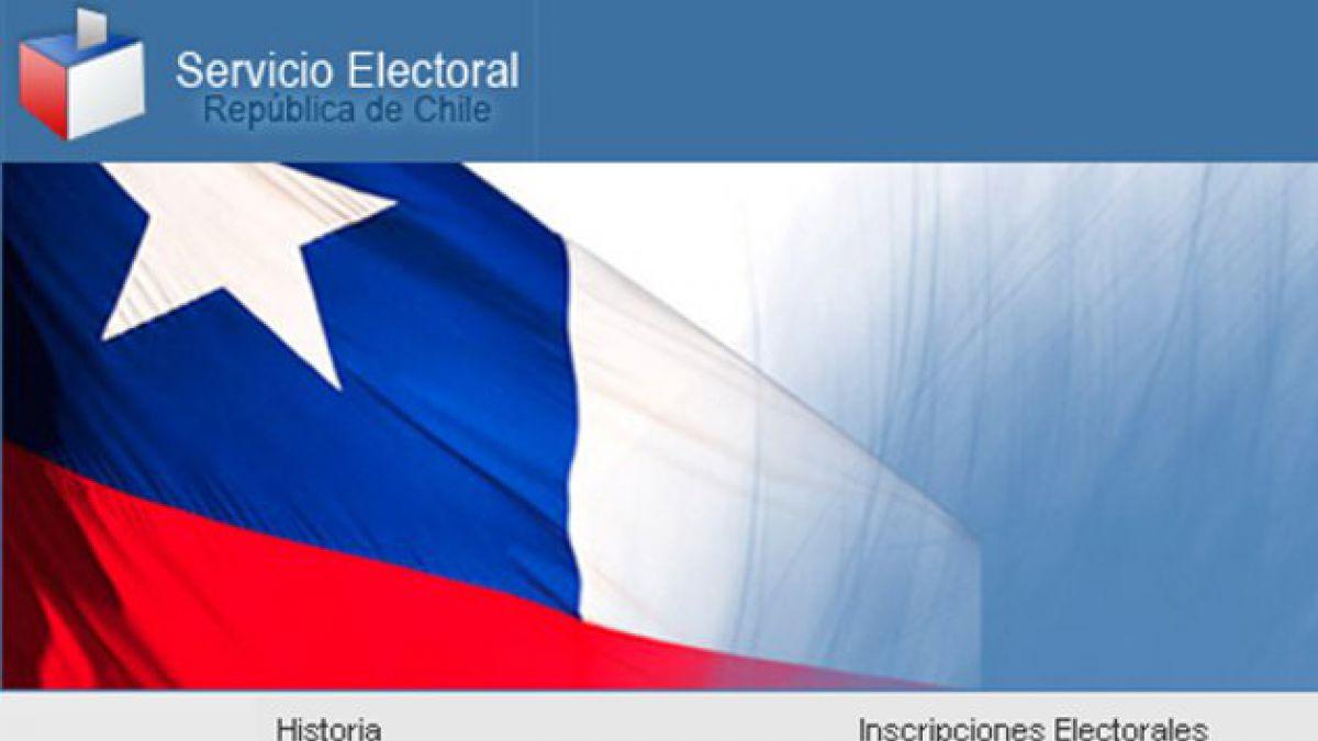 Servel asegura que 3 de cada 4 chilenos es potencial votante tras inscripción automática