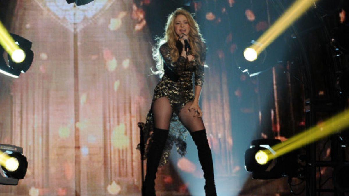 Confirmado: Shakira cantará en el cierre del Mundial