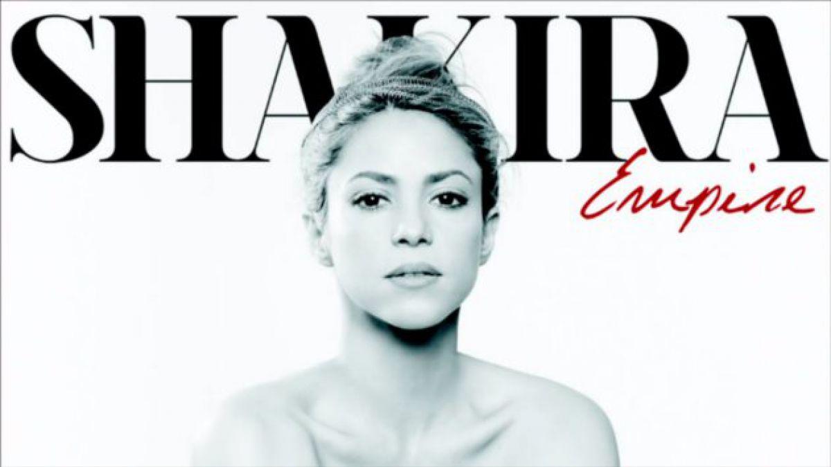 Shakira lanza single y revela tracklist de su nuevo álbum