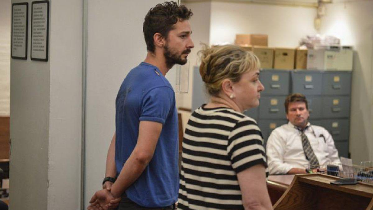 Desmienten que Shia LaBeouf esté en un centro de rehabilitación
