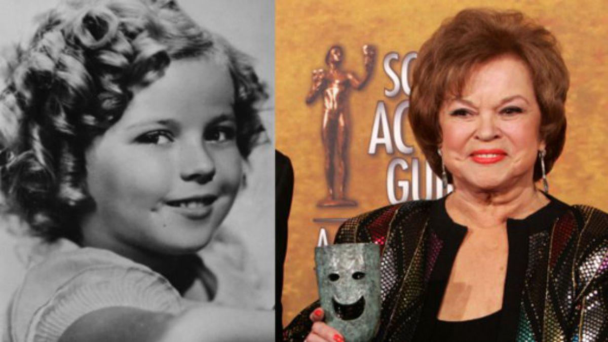 Murió la actriz Shirley Temple