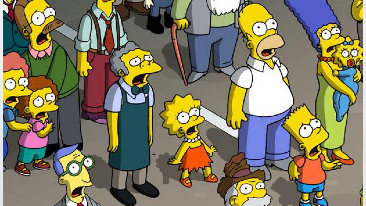 Estos son los tres principales candidatos a morir en la próxima temporada de Los Simpsons