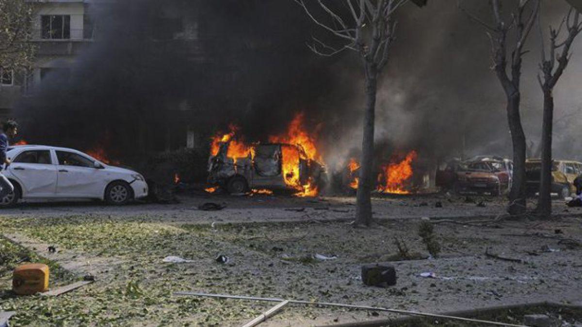 Aumenta número de fallecidos por tragedia en Siria