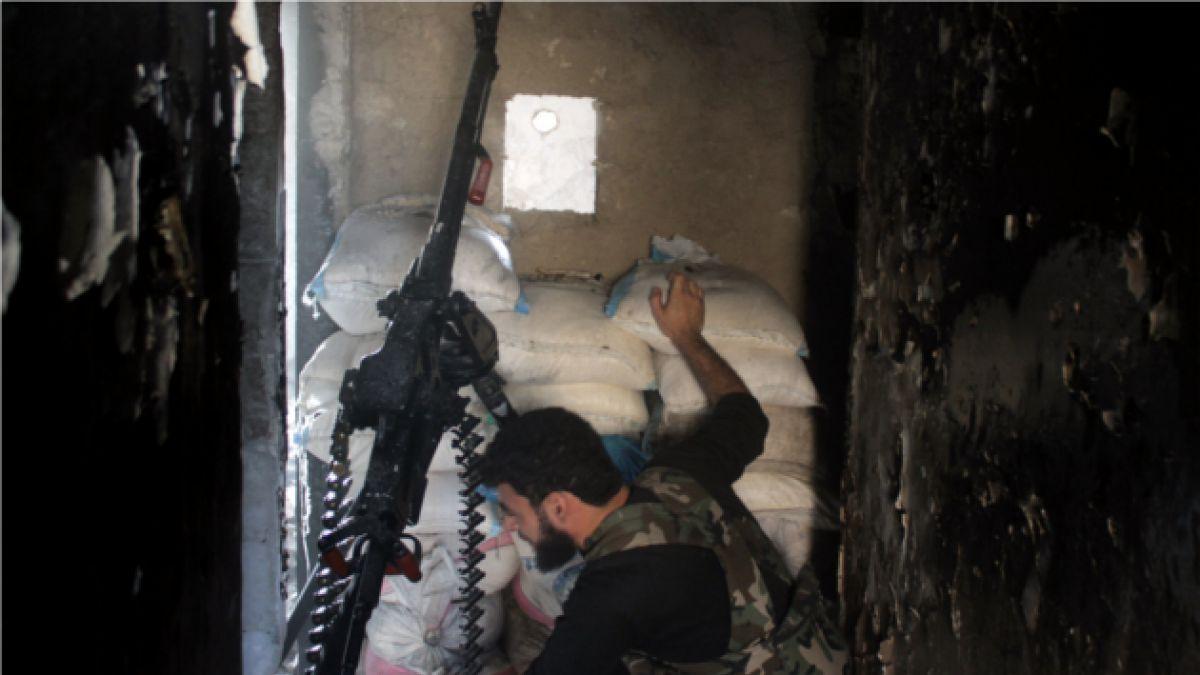 Ejército sirio recupera importante ciudad rebelde cerca de Damasco