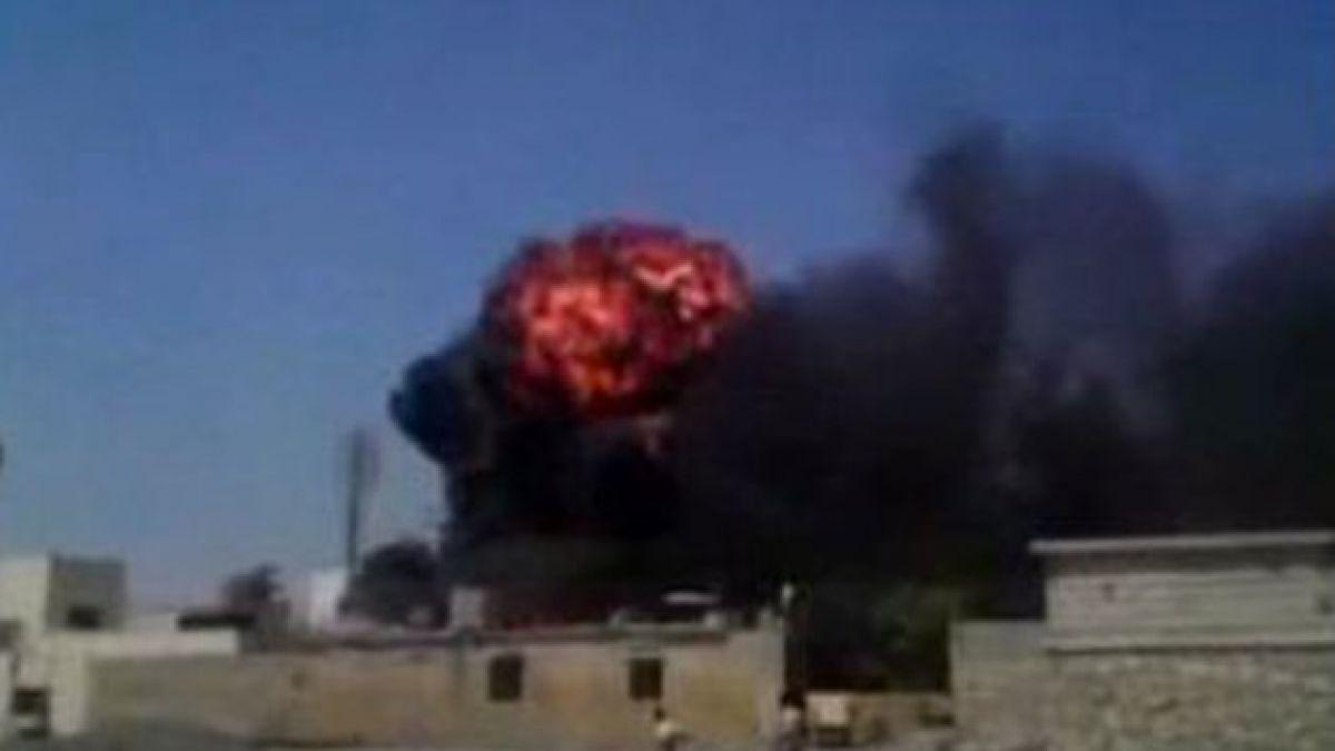 Más de 70 muertos en violenta jornada en Damasco