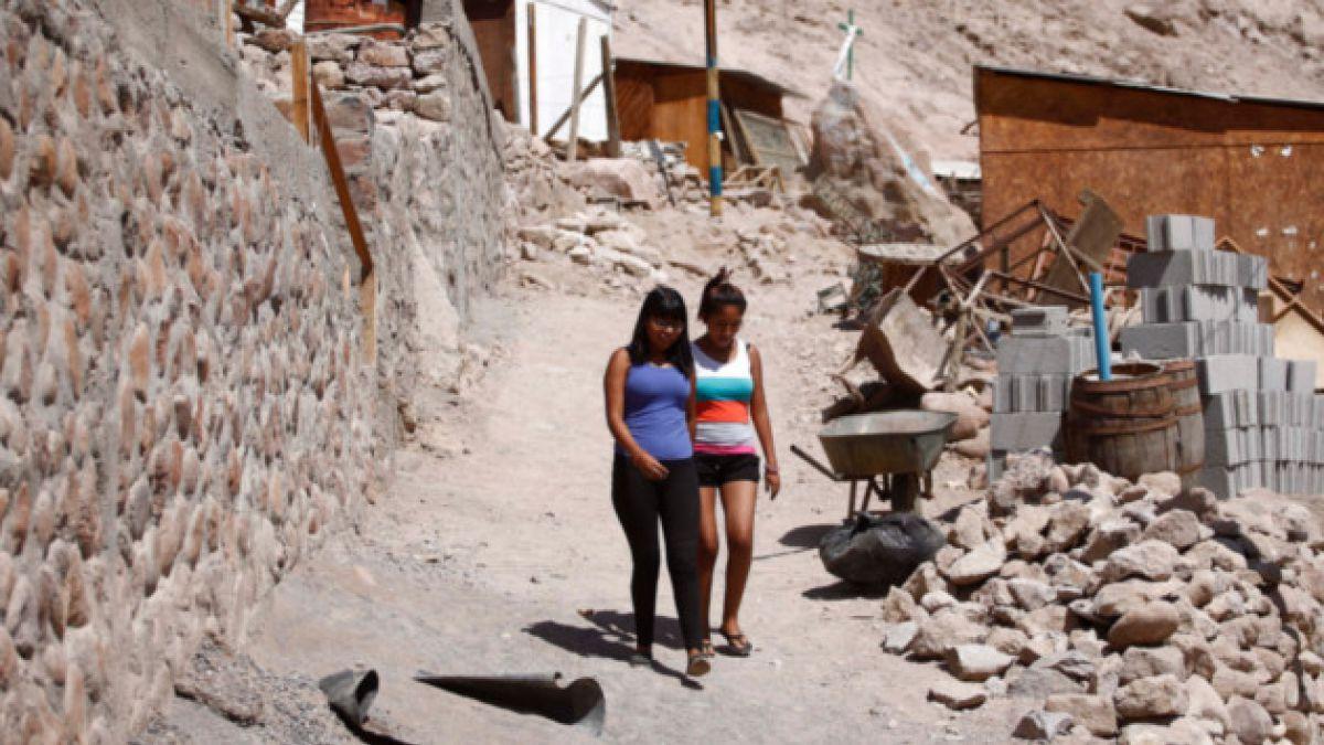 Minuto a minuto: Buscan normalizar situación en el norte tras terremoto