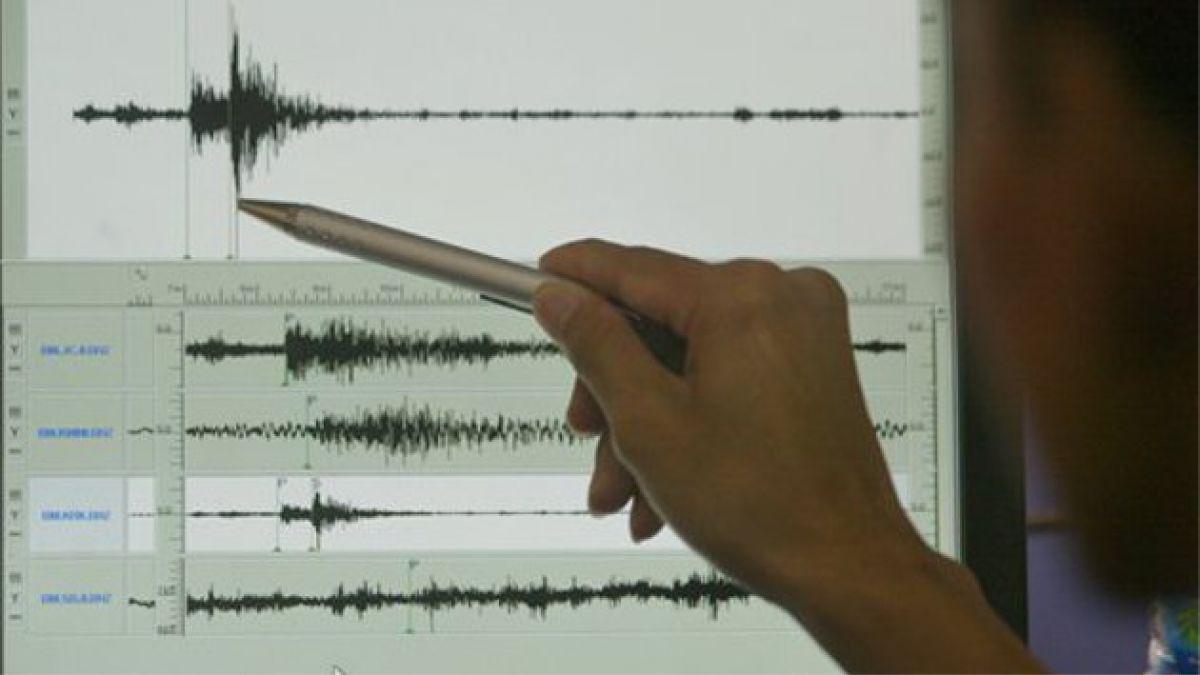 Sismo de menor intensidad afectó a zona centro del país