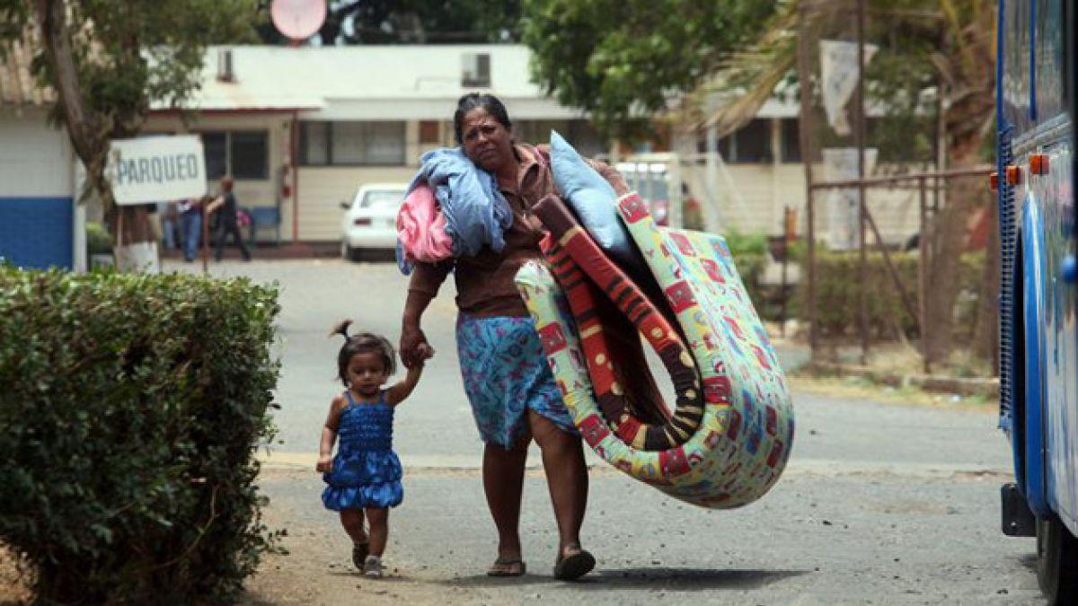 Nuevo sismo de mediana intensidad afecta a Nicaragua