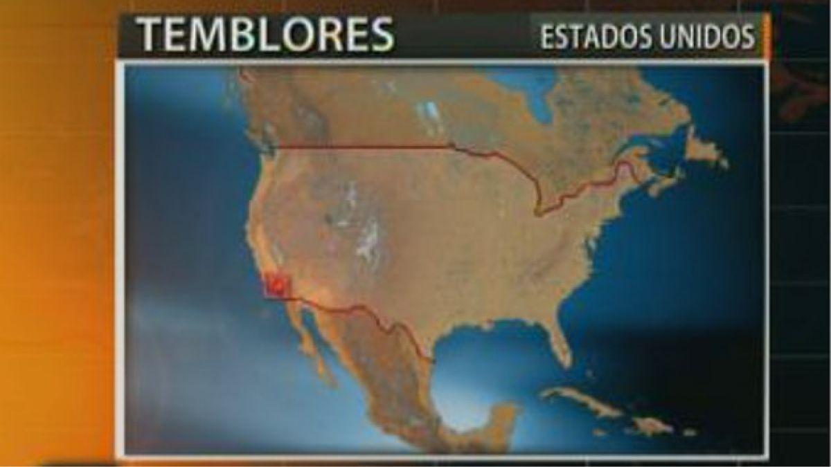 Sismo de 4,6 grados sacudió regiones del norte de Perú