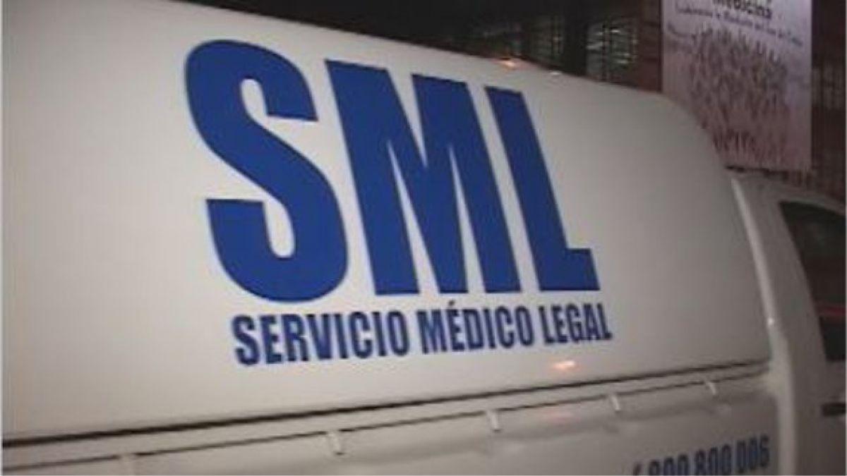 SML identifica a 3 víctimas de accidente de avión ambulancia