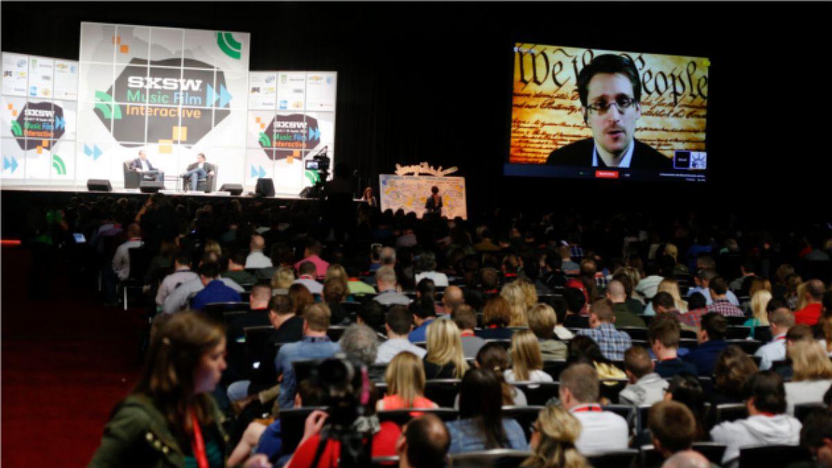 Edward Snowden llama a los programadores a solucionar el problema del espionaje en Internet