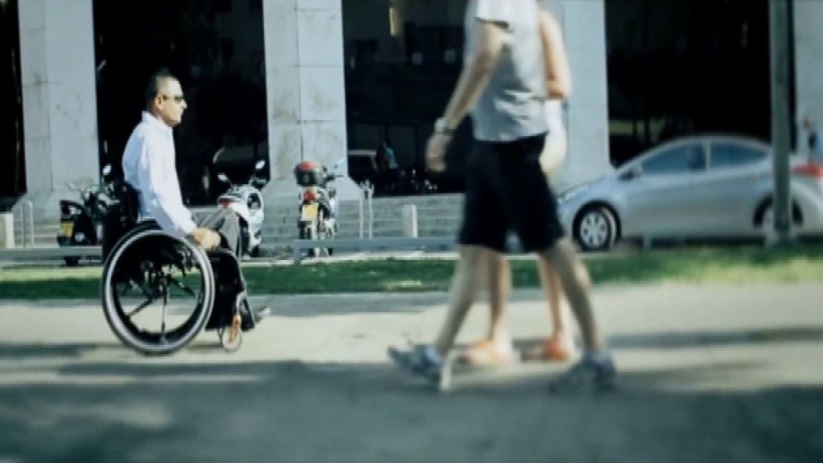 [VIDEO] Reinventan la rueda en beneficio de los discapacitados y ciclistas