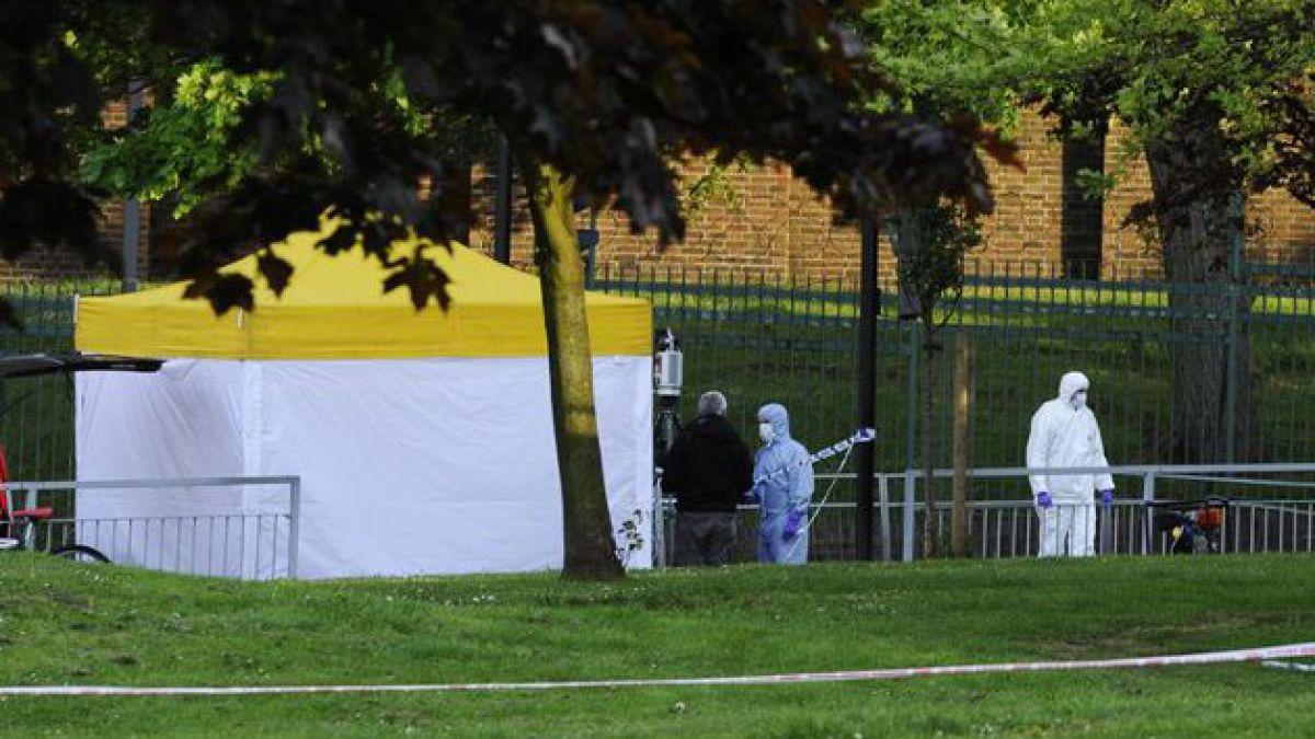 Arrestan a involucrado en asesinato de soldado británico