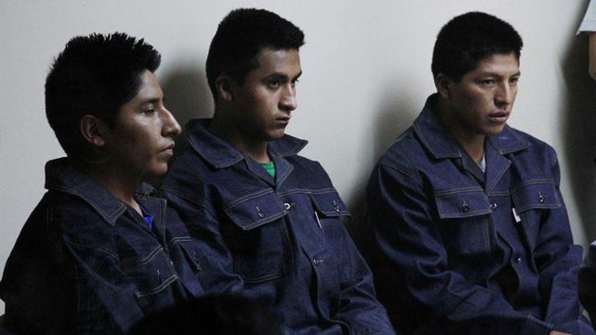 Soldados bolivianos detenidos aceptaron acuerdo y serán liberados