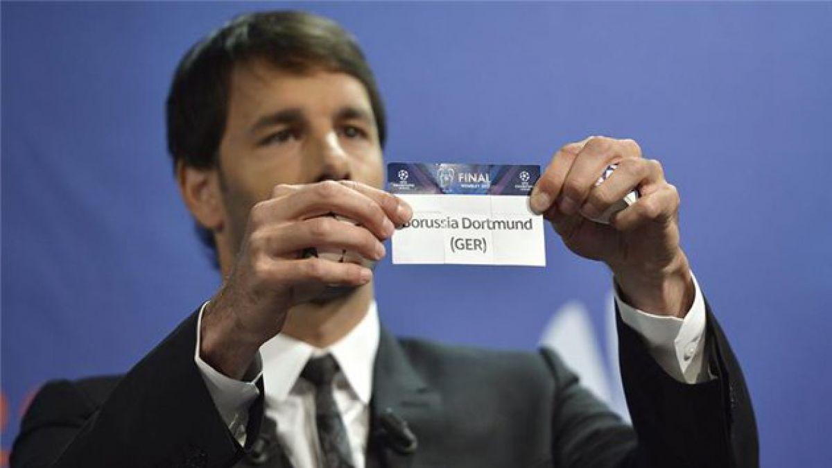 Champions League: Infartantes duelos de semifinales