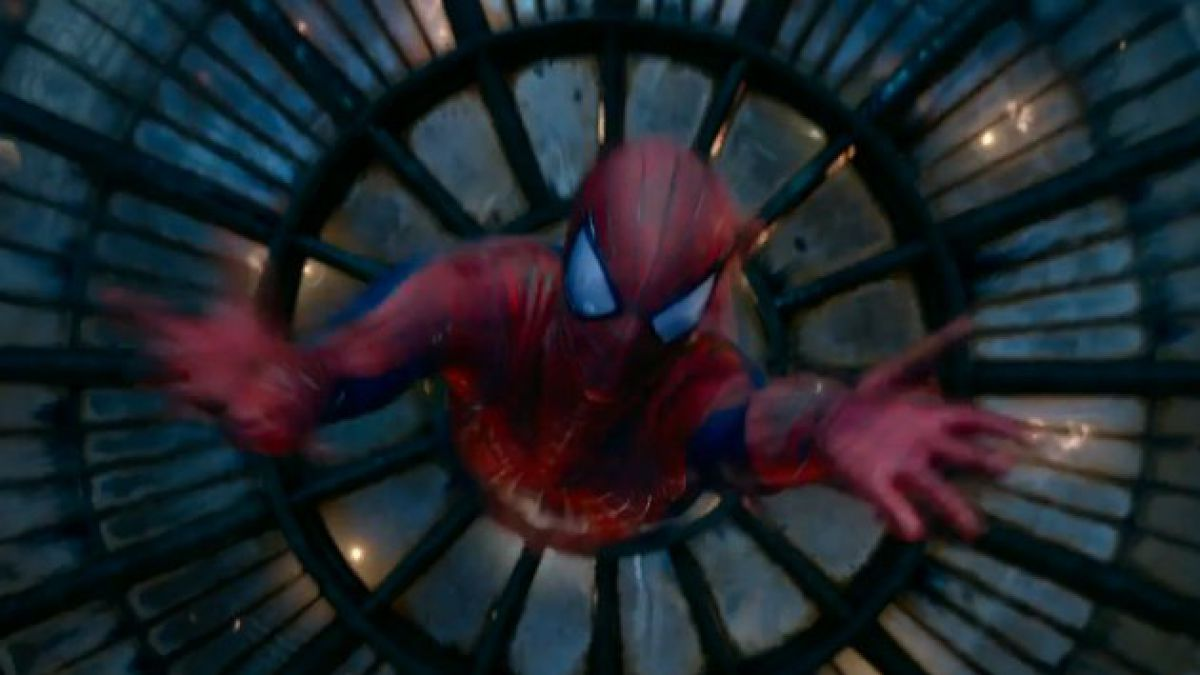 The Amazing Spider-Man 2 presenta adelanto para el Super Bowl