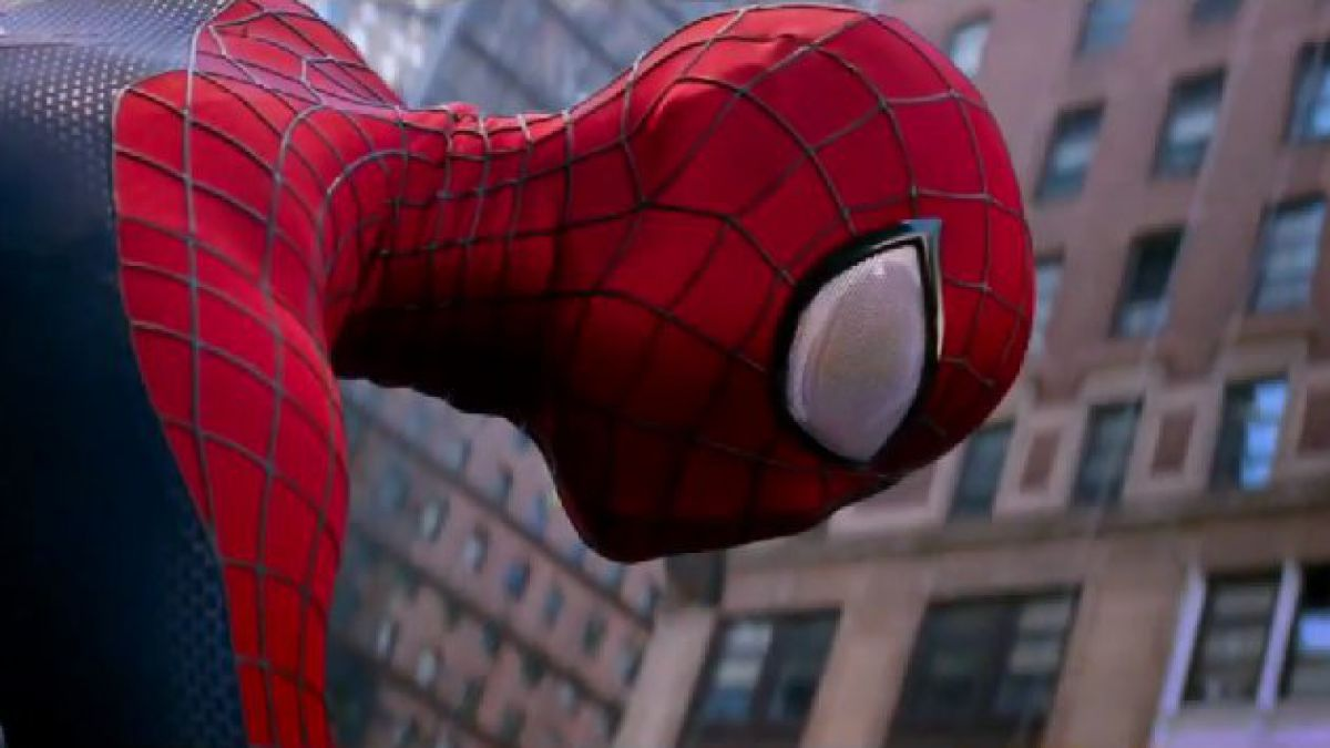 Lanzan nuevo trailer de The Amazing Spider-Man 2
