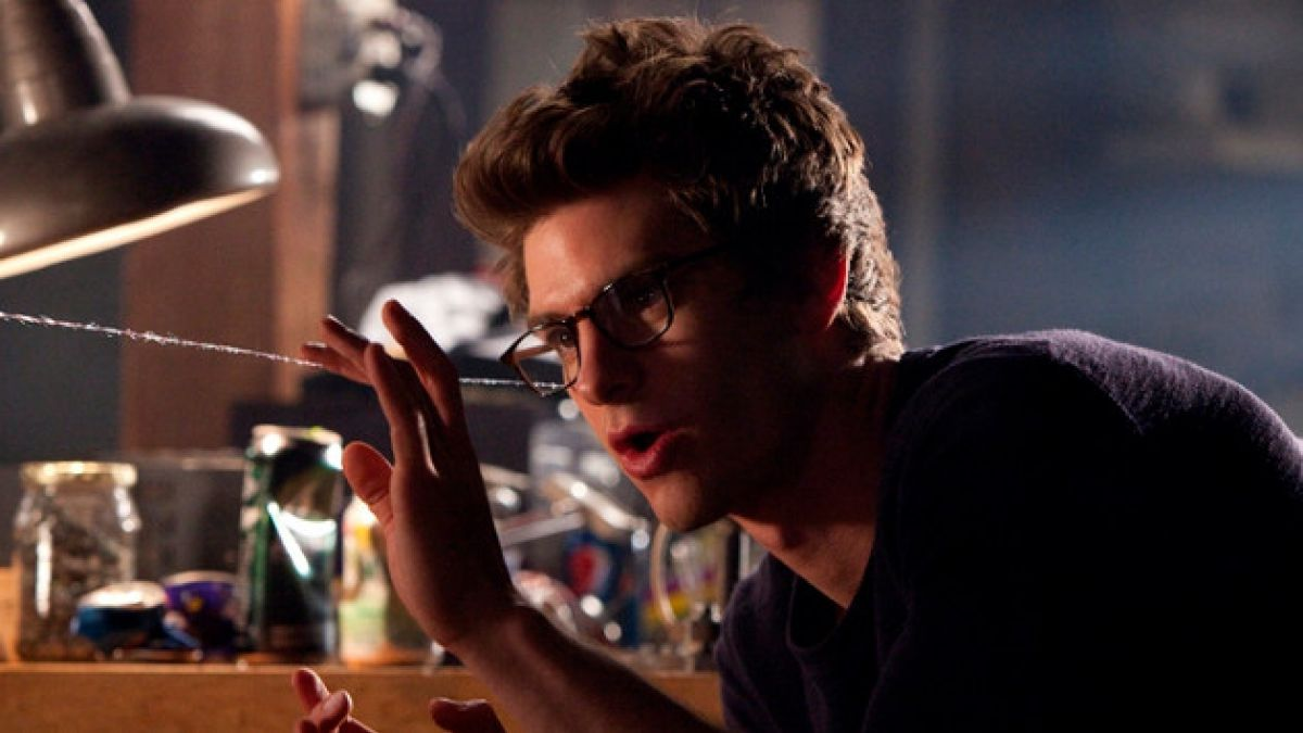 """La honesta respuesta de Andrew Garfield a las críticas que recibió """"El sorprendente Spider-Man 2"""""""