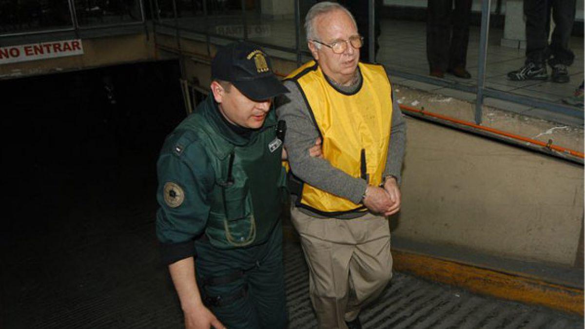Ministro de Corte de Apelaciones justifica rebaja de condena a Spiniak