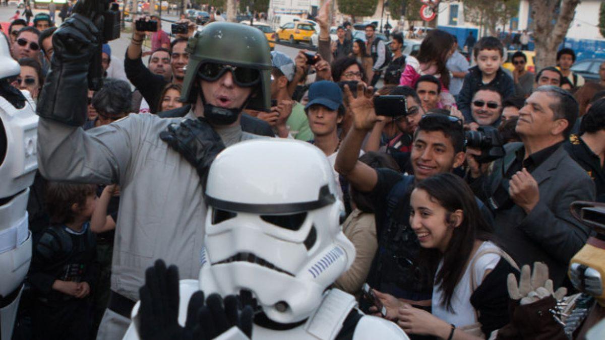 """""""Star Wars: Episodio VII"""" no será parte de la Comic Con de San Diego"""