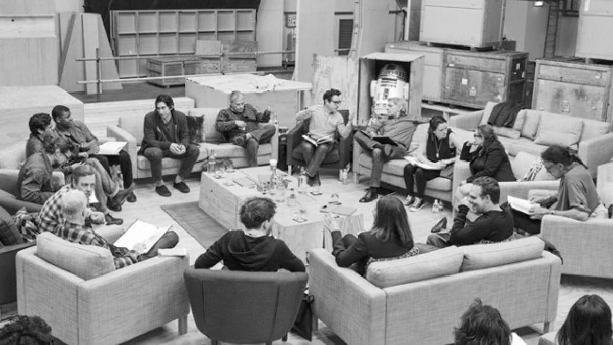 """Este es el elenco de """"Star Wars: Episodio VII"""""""