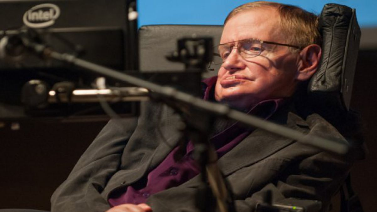 Stephen Hawking lanza aplicación para iPad