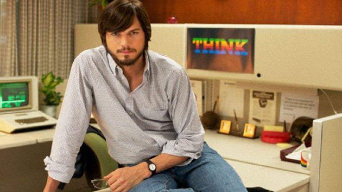 Así luce Ashton Kutcher como Steve Jobs