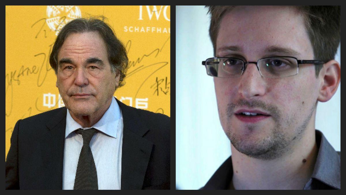 Confirman que Oliver Stone dirigirá película sobre Edward Snowden