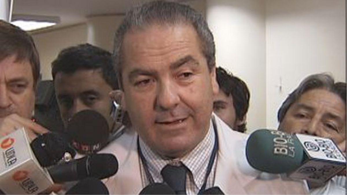 Subsecretario Castillo y caso guagua: Se transgredieron los protocolos