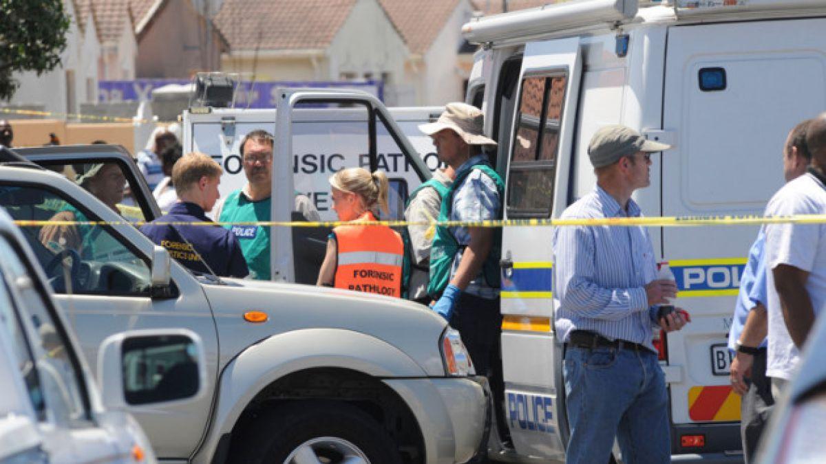 Sudáfrica: Detienen a hombre tras matar y comerse corazón de una persona