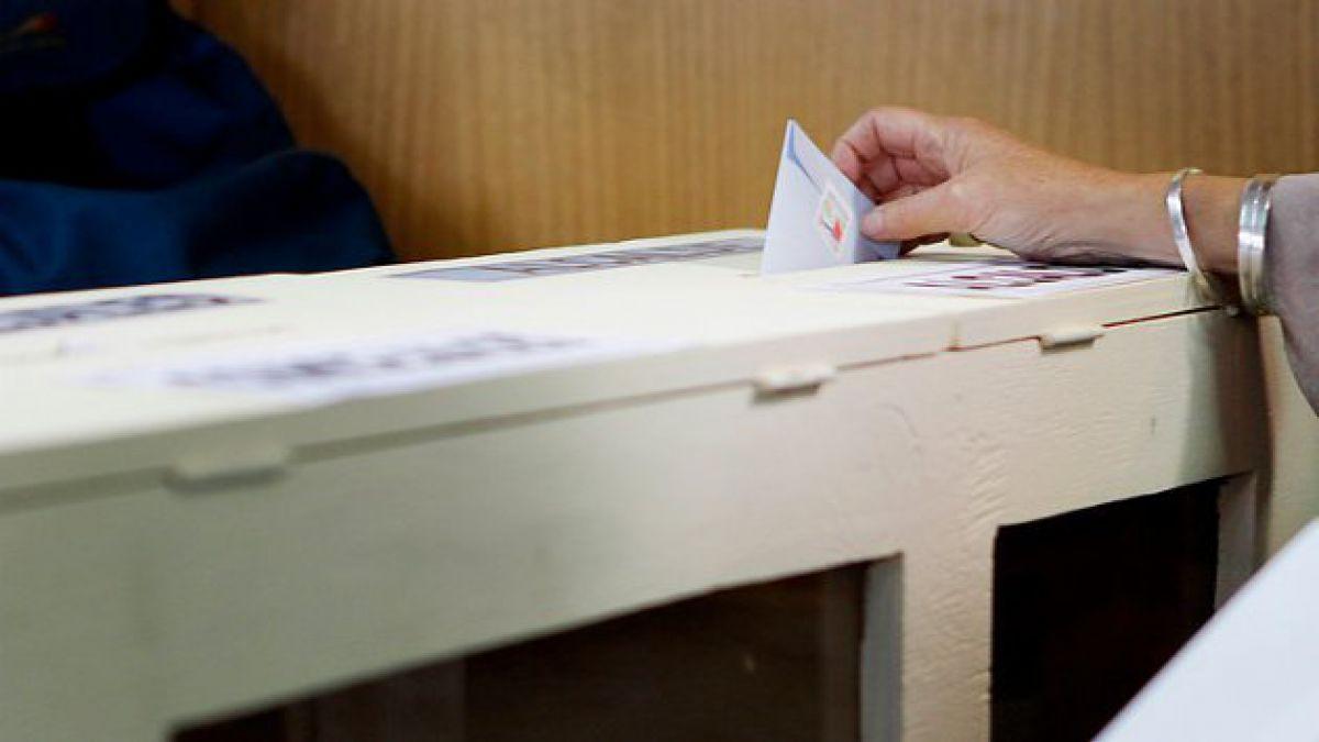 Servel: Más de 200 mil personas no podrán votar en primarias