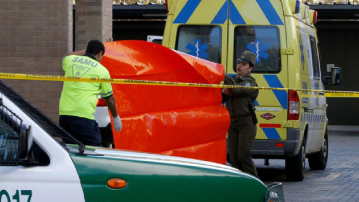 Investigan doble suicidio registrado en Viña del Mar