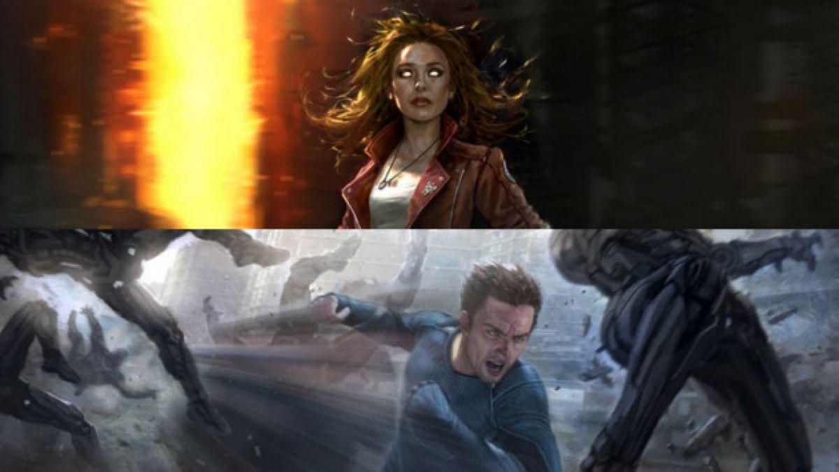 """Revelan cómo lucirán los nuevos superhéroes de """"Los Vengadores"""""""