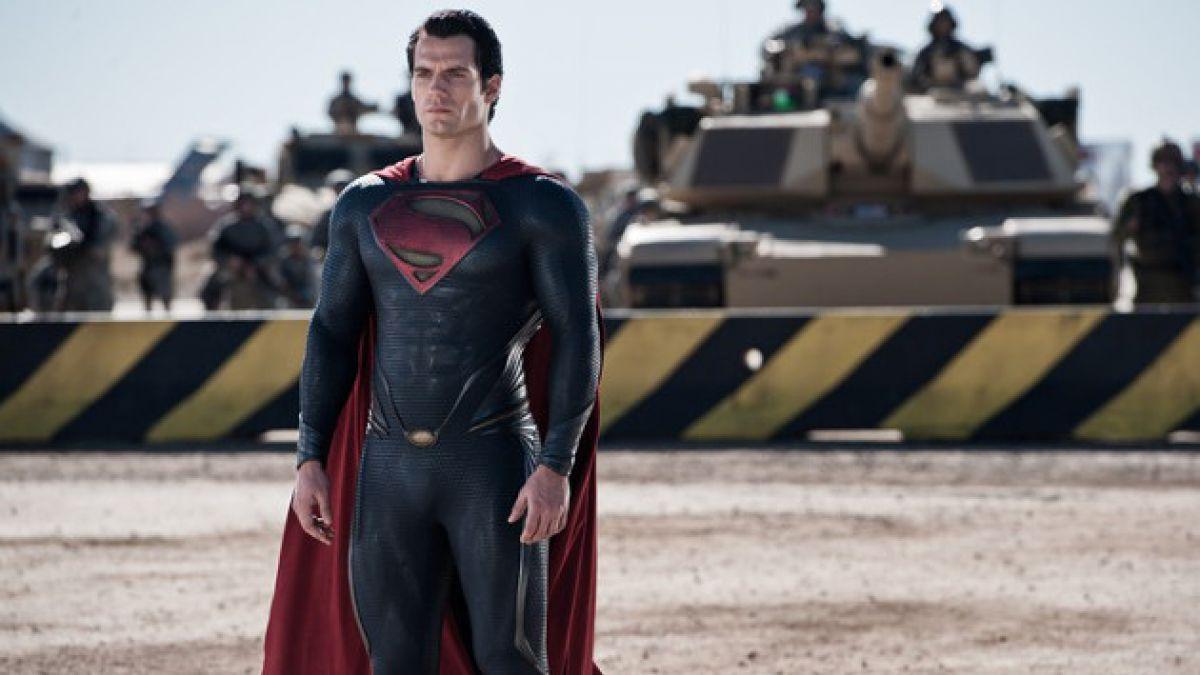 """Así habría sido la película de Superman que planeaba el creador de """"Lost"""""""