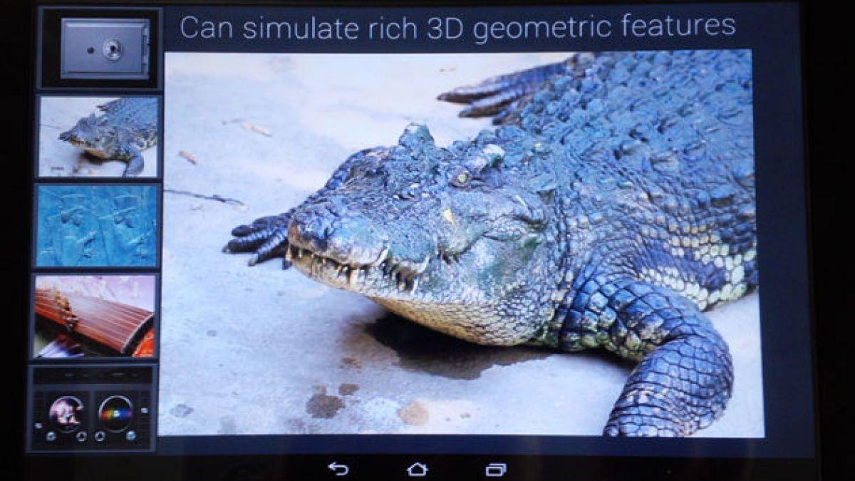 """Nueva característica de pantallas touch permite """"sentir"""" las imágenes"""