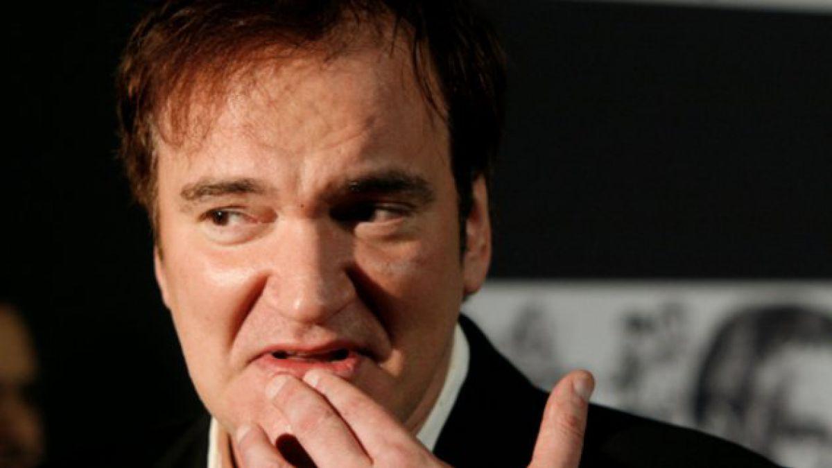 Tarantino pospone su nuevo proyecto por filtración del guión