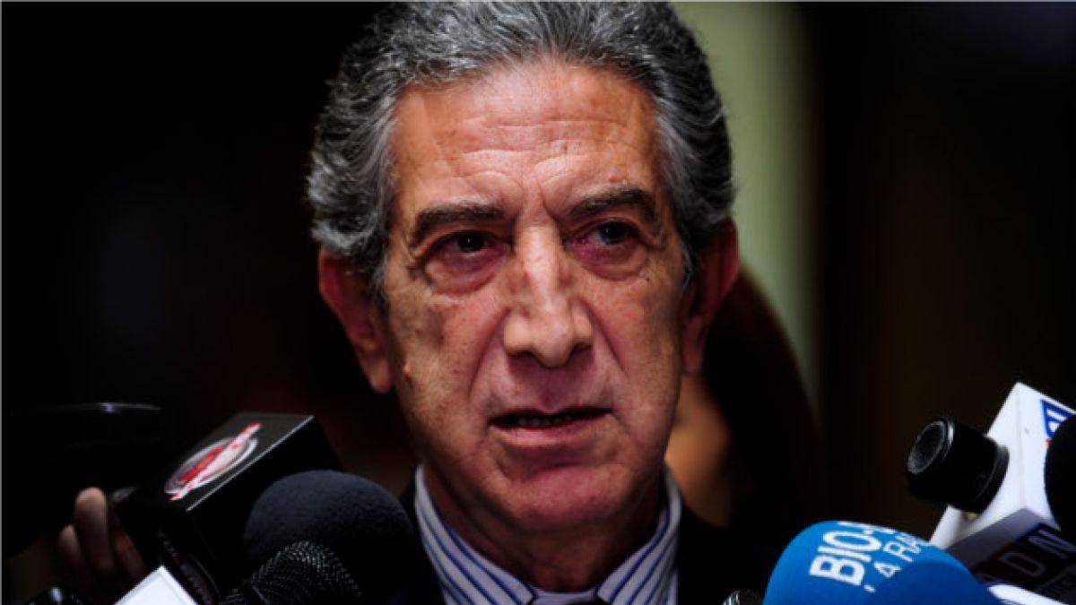 """Tarud por retiro de embajador peruano: """"No nos prestaremos para el juego de Humala"""""""