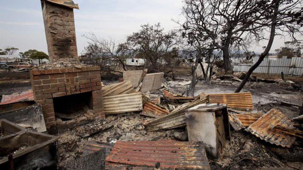 Preocupación en Australia por desaparecidos en incendios