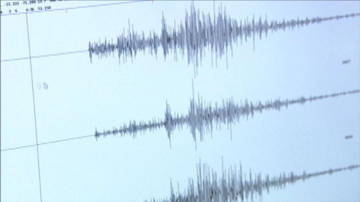 Sismo de 6,4 grados Richter afectó a la zona central del país