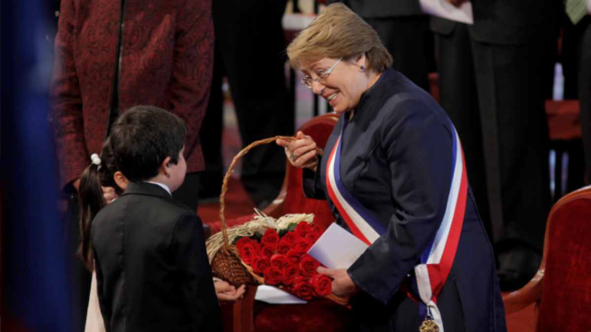 [FOTOS] Presidenta Bachelet asiste a primer Tedeum Evangélico de su mandato