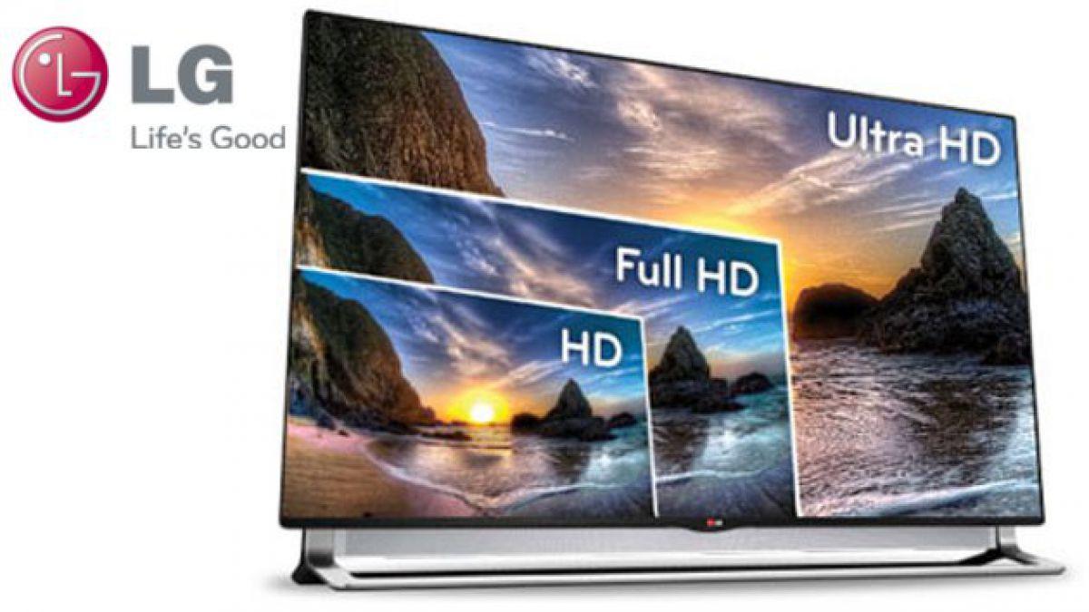 Empieza venta de televisores Ultra HD en formatos más pequeños en Chile