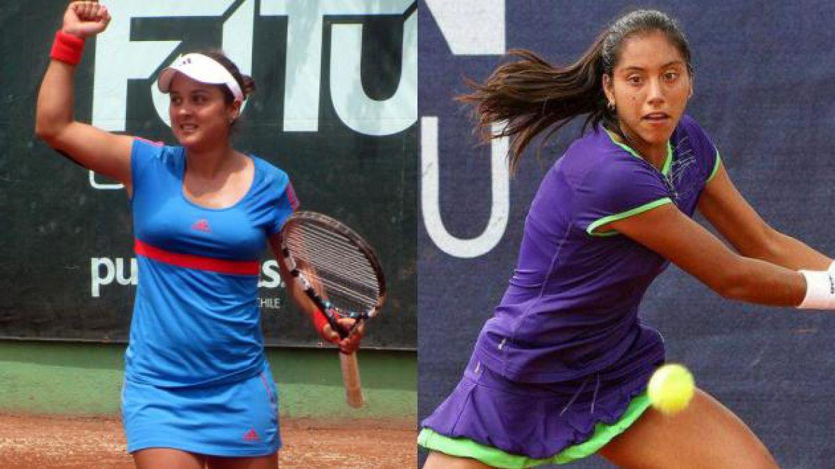 Retienen a dos tenistas chilenas en aeropuerto de Madrid