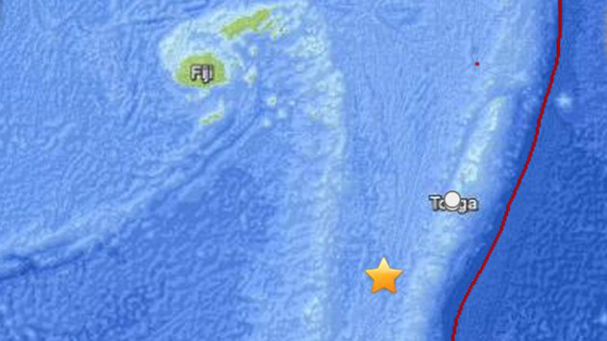 Terremoto de 8 grados Richter afecta a islas del Pacífico