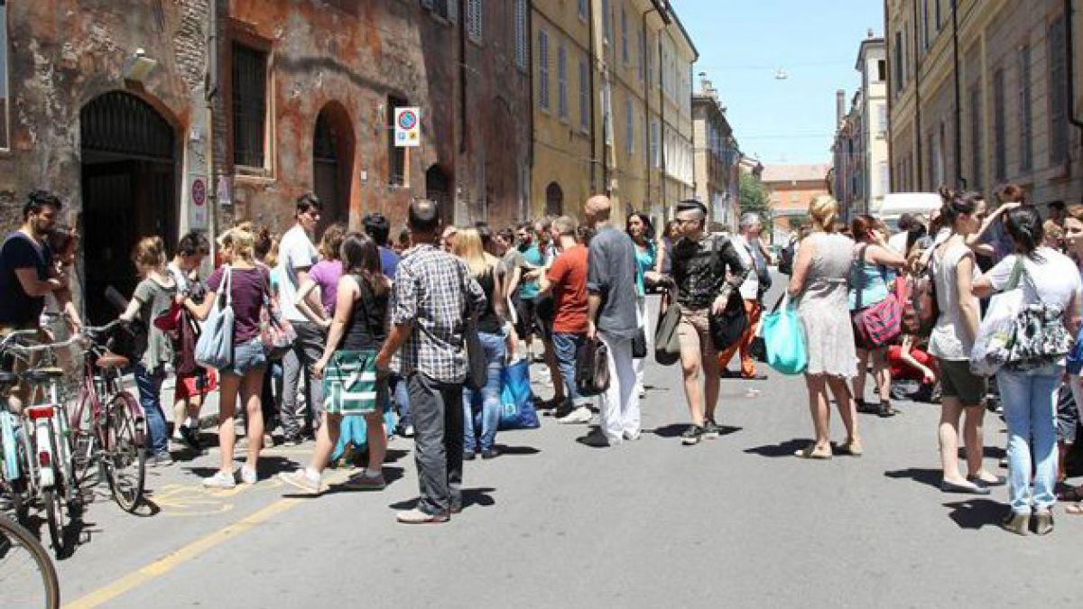 Sismo de 5,2 grados Richter afectó a Italia