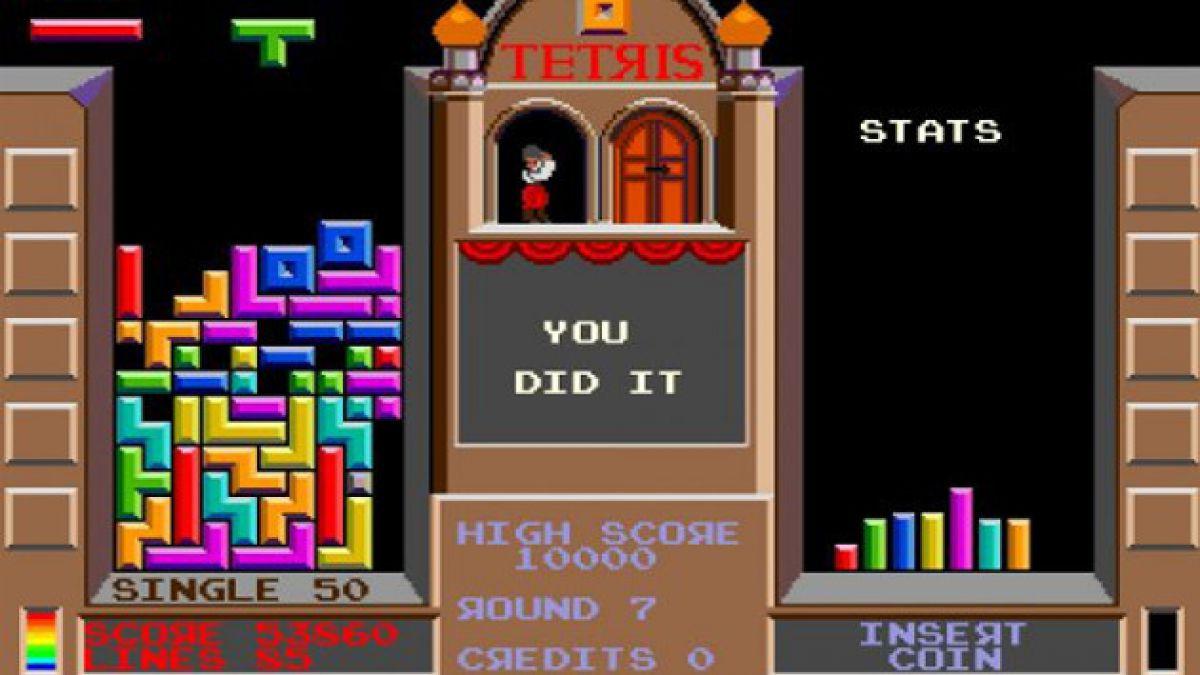 Tetris se llevó el primer lugar