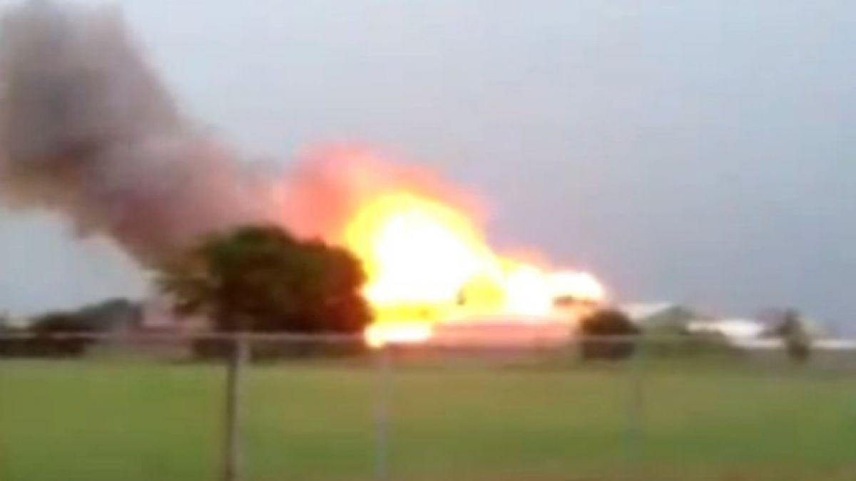 100 heridos deja explosión en planta de fertilizantes en Texas