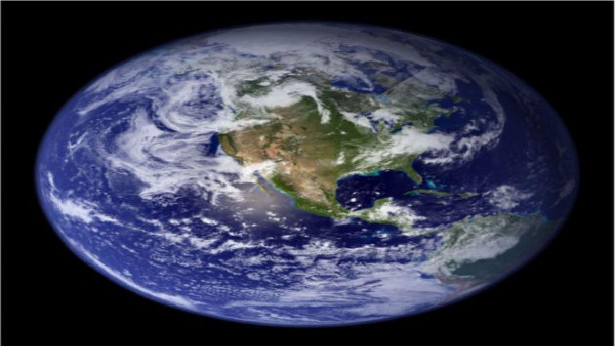 [FOTOS] Increíble vista de la Tierra desde el espacio